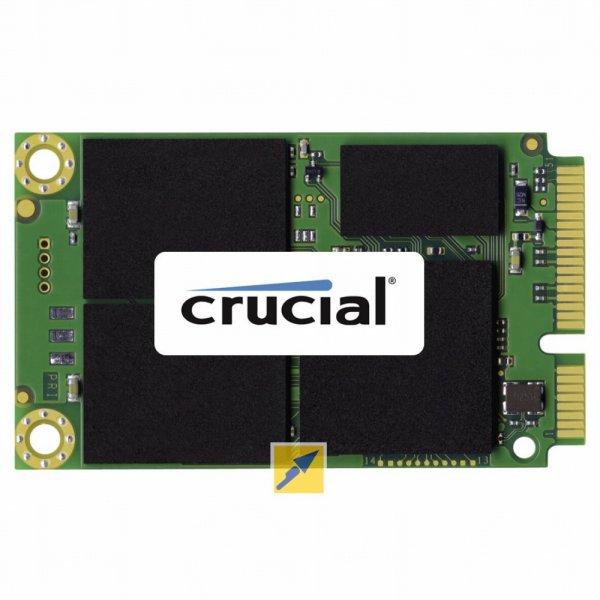 Crucial M500 SSD 240GB, mSATA 6Gb/s (CT240M500SSD3) @technikdirekt Versandkosten-frei *Update 135,02€ über mp.de*