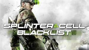 [Uplay] Splinter Cell: Blacklist für 8,29€ @simplycdkeys