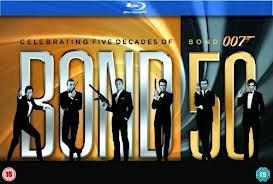 James Bond 50- Jubiläums Collection