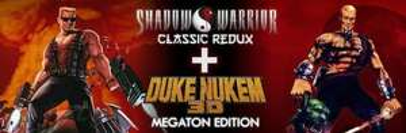 Steam Duke Nukem 3D and Shadow Warrior Bundle
