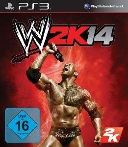WWE 2K14 für PS3 & XBOX 360 für 23,97€ bei Amazon!