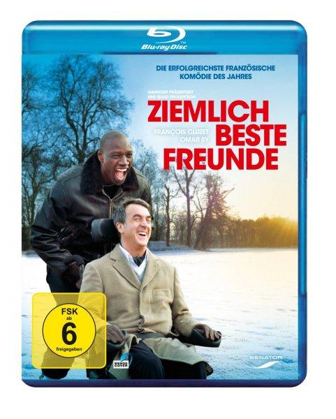 Ziemlich beste Freunde [Blu-ray] für 9€ @Amazon