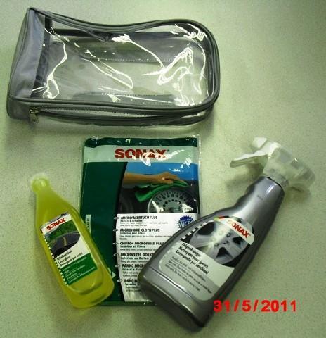 Sonax Auto Felgen Reinigungs und Pflegeset
