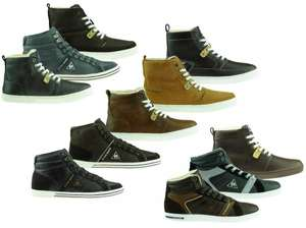 13 Modelle Le Coq Sportif Sneaker mit Fütterung je 39,99 € inkl. Versand @ ebay
