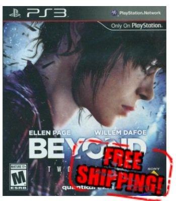 Beyond Two Souls (PS3) für 20,55 Euro inkl. Versand
