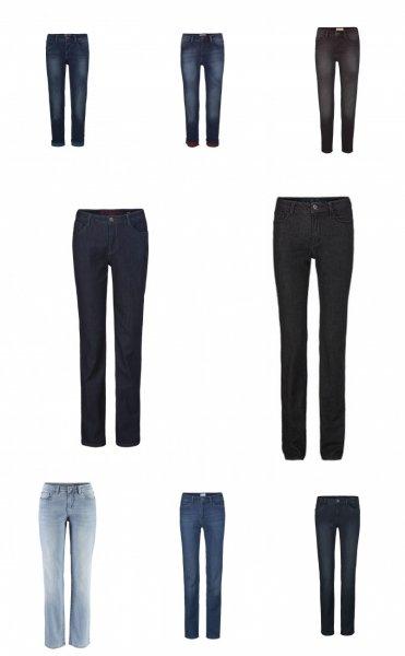 Verschiedene HIS Jeans Modelle für Herren und Damen für 24,90 € inkl. Versand