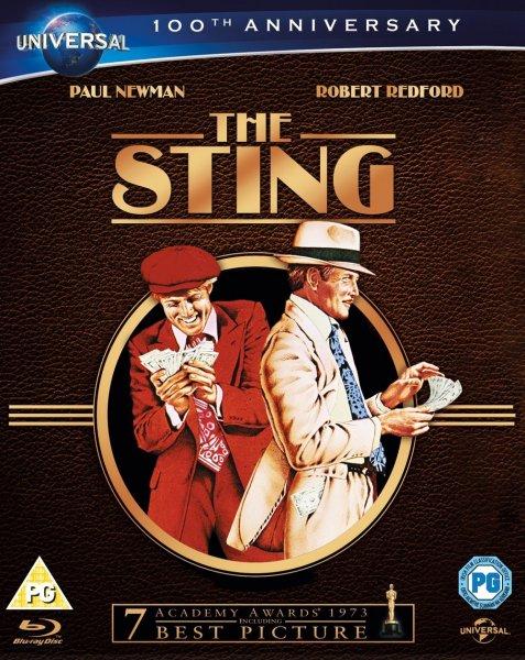 Blu-ray - The Sting (Der Clou) Universal 100th Anniversary Edition für €6,56 [@Wowhd.co.uk]