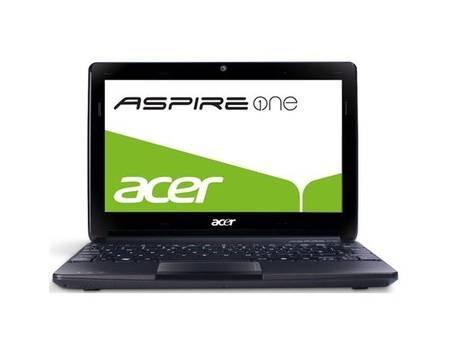 Acer Aspire One Netbook D255-13DGkk (WLAN + 3G, 10,1 Zoll, 250GB, Windows 7 Starter ) - für 119,90€ als B-Ware portofrei