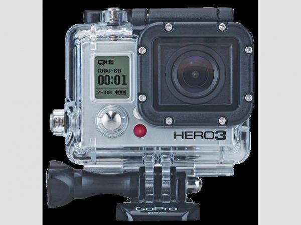 GoPro Hero3 Silver Edition bei Saturn für 199€