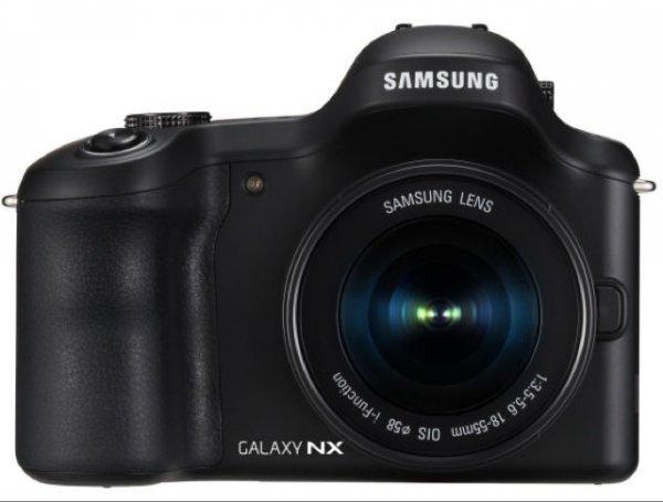 [250€ Cashback] SAMSUNG GALAXY NX 20 3 MP + 18-55