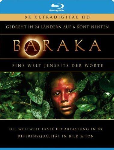 Baraka / Samsara Blu-Ray  Double Disc für ca. 15€ @ zavvi - Referenz in Bild und Ton!
