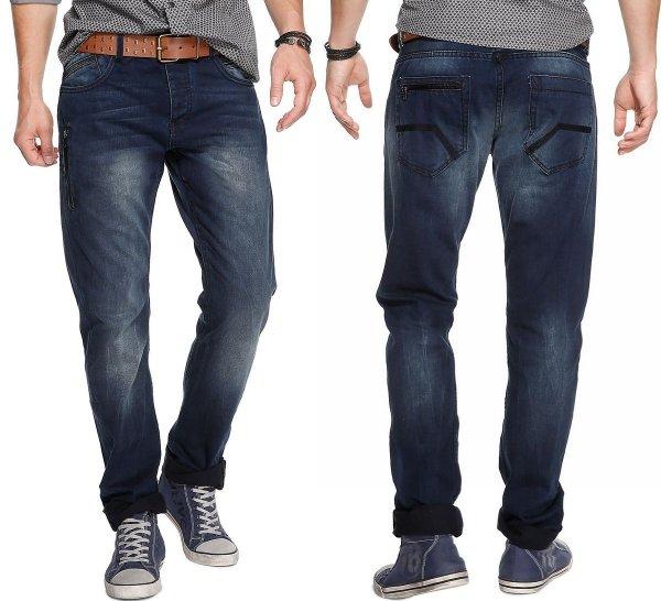 """s.Oliver™ - Herren Jeans """"QS"""" (Blau,Straight Leg) für €25.- [@Amazon.de]"""