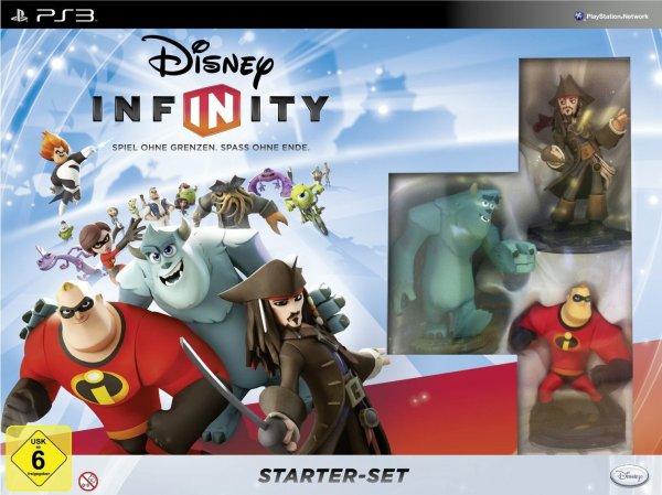 [Müller] Disney Infinity ALLE Starter-Sets je 39,99€