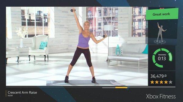 Konstenlos Xbox One Spiel Xbox Fitness...