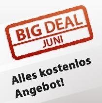 Wieder Big Deal bei Sparhandy. Rein rechnerisch keine mtl. Fixkosten. Erstattung der Anschlussgebühr, Weekend Flat...+Handy. Ab 1 Euro.