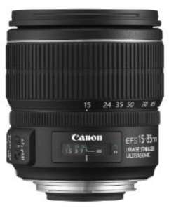Canon EF-S 15-85mm IS USM 539,95€ @ Amazon Blitzangebote