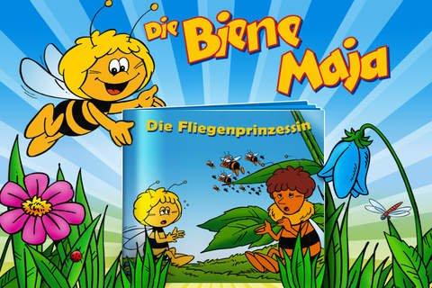 [iOS-Universal App] 2x Biene Maja; Wickie und Heidi (erstmals kostenlos seit  2011)