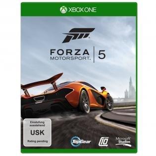 Xbox One Spiel: Forza 5 57,47€ oder mit Facebook GS 47,47€ Bei Amazon inkl. VK.