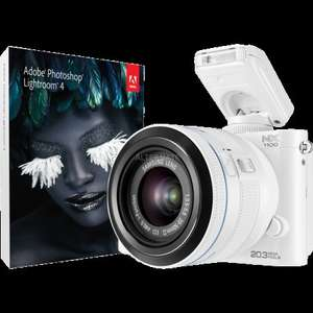 "Digitalkamera 20.3 Megapixel ""NX1100 KIT (20-50 mm)"" für 249,90 € @ zackzack"