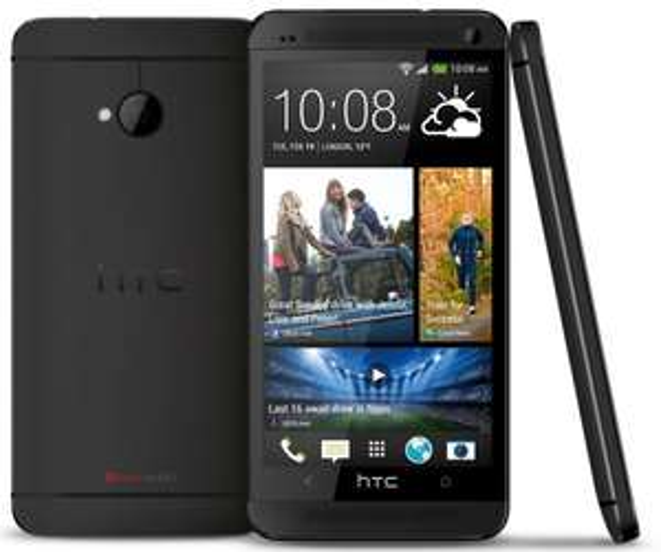 """HTC One Schwarz @ Amazon Warehouse - Zustand """"gut"""""""