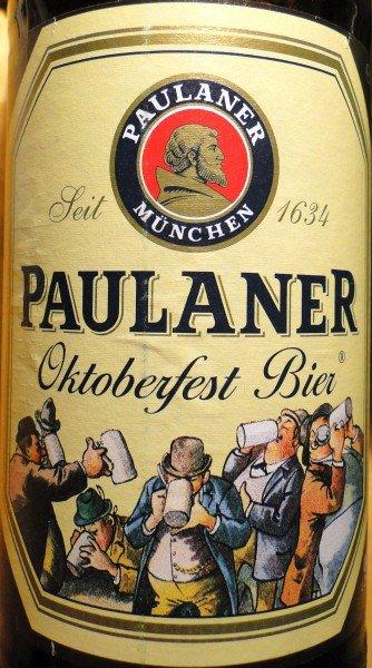 [LOKAL München] Paulaner Oktoberfestbier 20 x 0,5 Liter für 9,99 zzgl. 3,10 € Pfand
