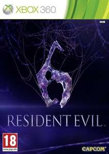 Resident Evil 6 XBOX360 & PS3 GameStop Adventskalender