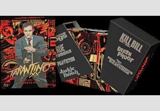 Tarantino XX - Media Markt Exklusiv  Blu-ray Box 9 Discs