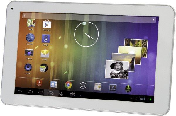 Jay-Tech Tablet PC 9000 B-Ware + 4 GB Micro SD Karte 79 Euro inkl. Versand