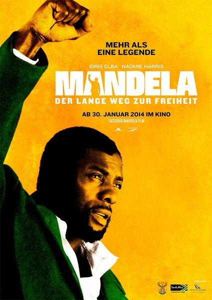 """[Jeder 3. Anruf gewinnt] Fast kostenlos ins Kino zu """"Mandela - Der lange Weg zur Freiheit"""""""