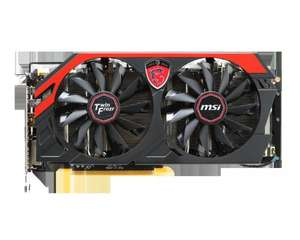 MSI R9 280X Twin Frozr IV mit Battlefield 4