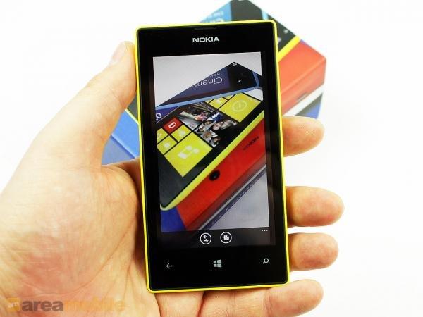 Nokia Lumia 520 *ordentliches Telefon* Vodafone Shops