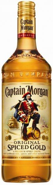 Captain Morgan Spiced Gold 1,5L für 16,99€ @tegut