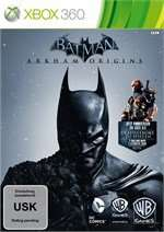 Batman Arkham Origins [xbox360,ps3,wiiU] @Gamestop 29,99€ VK frei