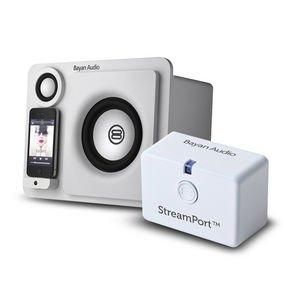 Sounddock - Bayan Audio 3 inkl. der Streamport (Bluetooth) für 88€