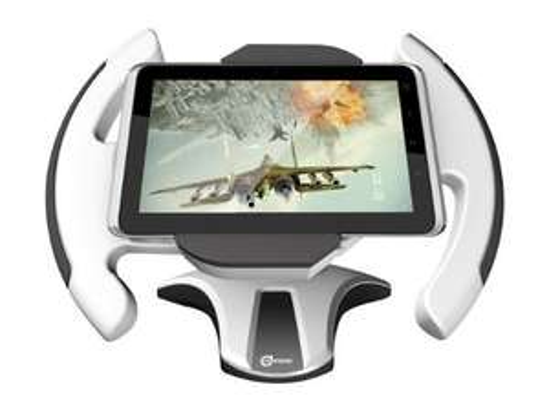 in-equip TRW10 Tablet Racing Wheel Lenkrad iPad