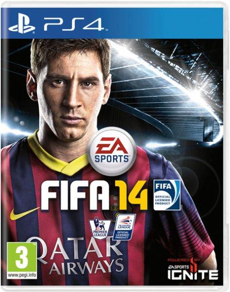 Fifa 14 (PS4) für umgerechnet 45,80€