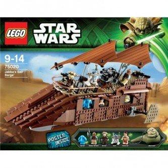 Lego Star Wars 75020 Jabbas Sail Barge -42%