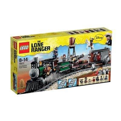 [Müller]  Lego The Lone Ranger 79111 - Eisenbahnjagd