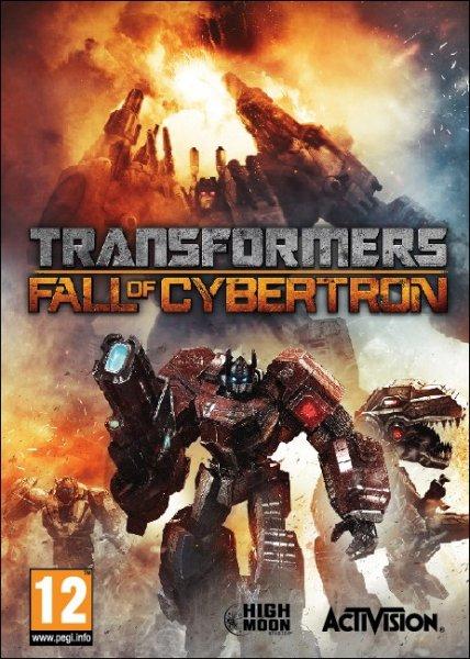 [STEAM] Transformers - Fall of Cybertron für ca. 7,15€