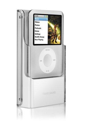 Creative TravelSound i80 tragbare Lautsprecher für Apple iPod Nano 3G für 10€ @Amazon Marketplace