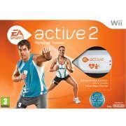 EA Sports Active 2 für Wii bei thehut für 17,43 Euro
