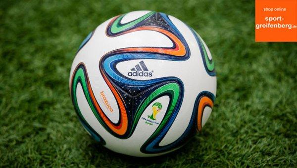 "Adidas Spielball ""Brazuca"" Fußball WM 2014"