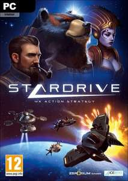 [Gamefly] StarDrive / ca. 5,94 Euro lt. Google (UK £ 5) Promocode GFDDEC20UK
