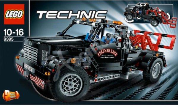 [Offline - real.-] LEGO Pickup Abschleppwagen 9395