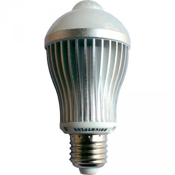 2 x LED BrightPlus 230 V/50 Hz E27 10 W mit PIR Sensor (Bewegungsmelder) für 20,- €