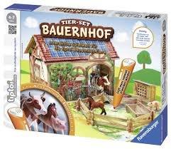 """Weltbild.de: Ravensburger tiptoi® - Tier-Set """"Bauernhof"""" für nur 14,99 Euro"""