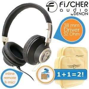 Duopack Fischer Audio FA-004 v2 Black