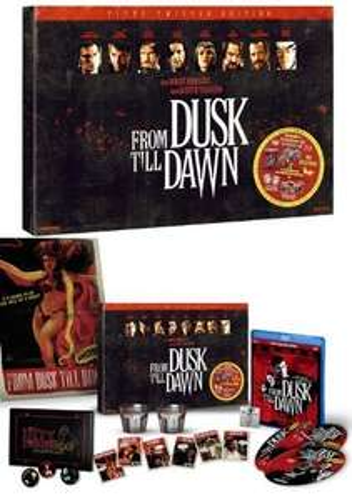 From Dusk Till Dawn: Titty Twister Edition Blu-ray