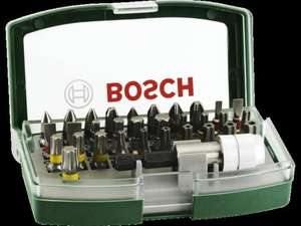 [Lokal FFM Conrad] Bosch Schrauberbit-Set 32-teilig für 7€