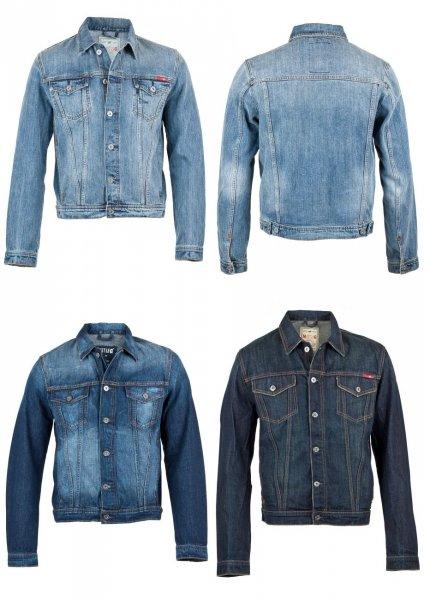 Jeansjacken von Mustang drei verschiedene Waschungen